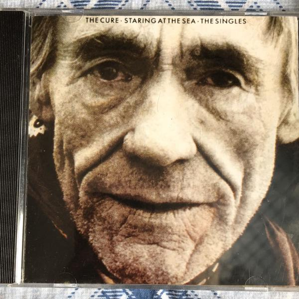 cd the cure - staring at the sea the singles