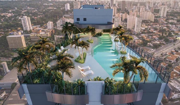 Apartamento para venda no Brooklin 29 até 81 m² com 1