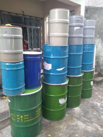 Barril tonel tambor