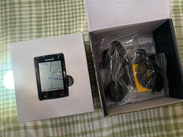 GPS Garmin Edge 820 Básico + Capa de Silicone
