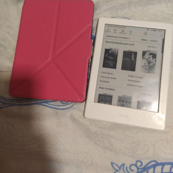 Kindle 8 geração - Sem luz