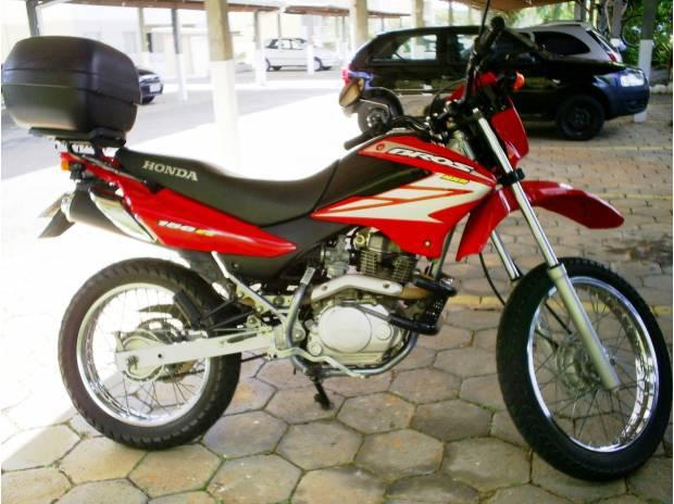 Moto Honda Bros NXR 150 ES 2008