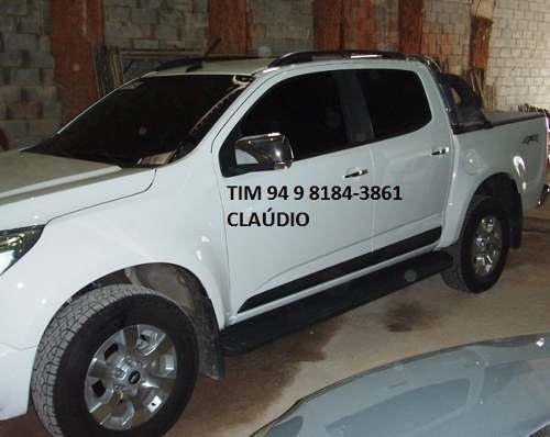 S10 Chevrolet Ano 2014/2014 Completa Automatica a Diesel.