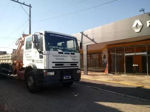 Serviço De Munck Porto Alegre Canoas Sao Leopoldo E Regiao