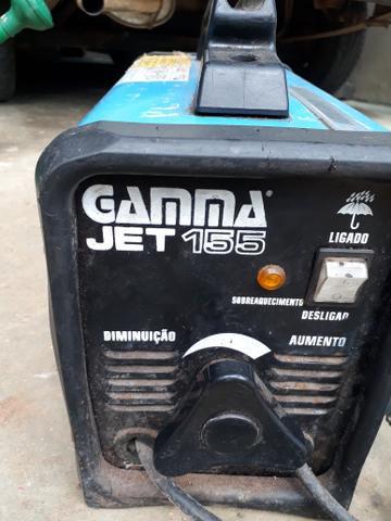 Vende se máquina de solda gama