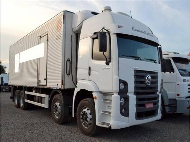 Vw 24-320 Baú Refrigerado - 2012