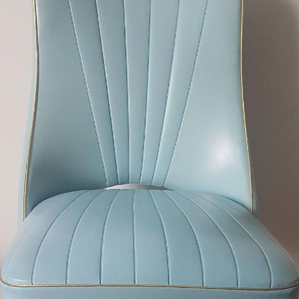 conjuntos 4 cadeiras Vintage