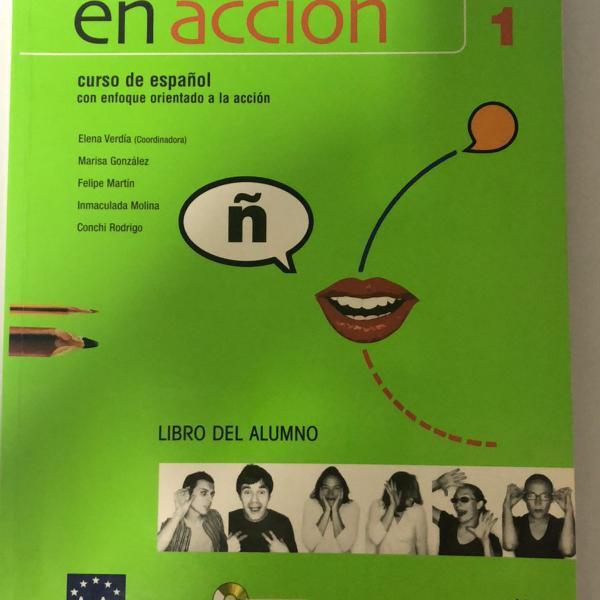 curso de español en acción 1