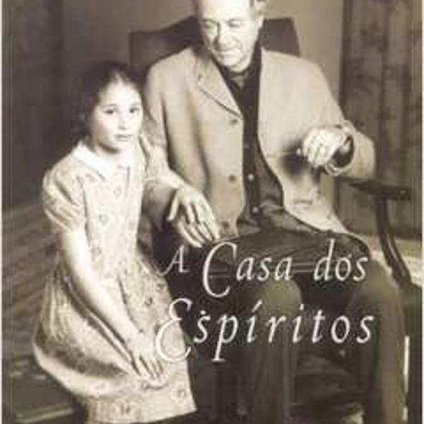 livro - a casa dos espíritos
