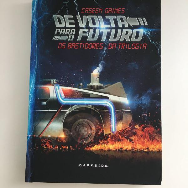 livro de volta para o futuro
