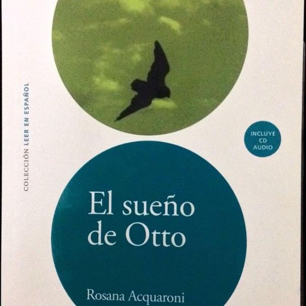 livro el sueño de otto