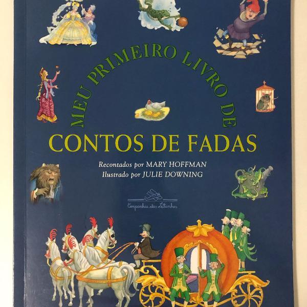 livro paradidático infantil meu primeiro livro de contos de