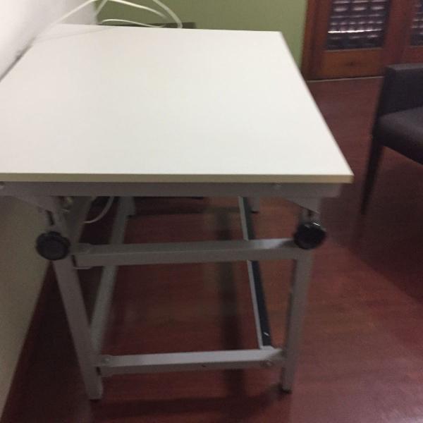 mesa para desenho e arquitetura (prancheta) - nova (pouco