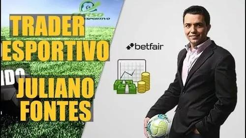 promoção] Curso Trader Esportivo - Juliano Fontes