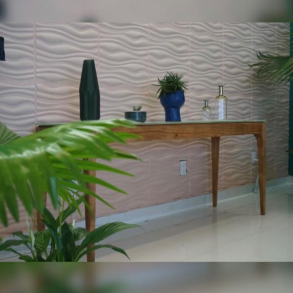 revestimento decorativo de parede