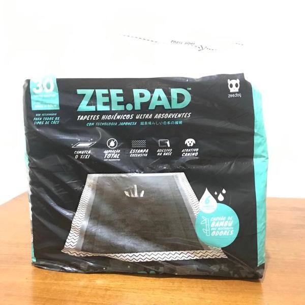 zee pad - tapete higiênico para cachorro