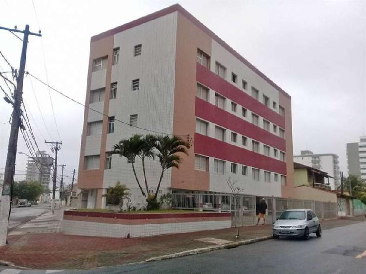 Apartamento 1 dormitório, vista mar em Praia Grande