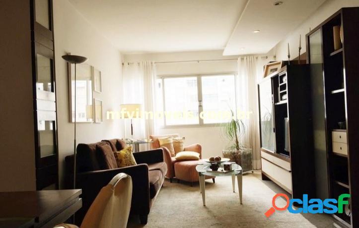 Apartamento 2 quartos à venda na Rua Fradique Coutinho -