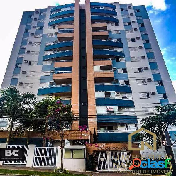 Apartamento Dois quartos mobiliado a venda bairro Vila Nova
