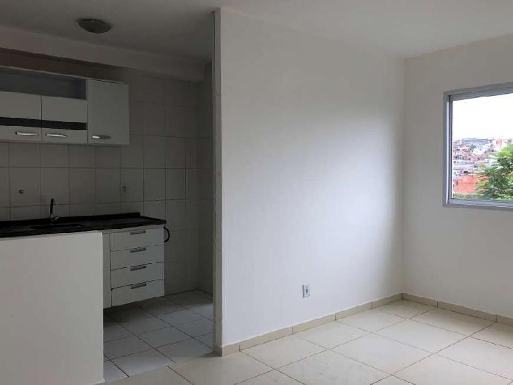 Apartamento para aluguel tem 48 metros quadrados com 2