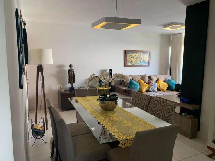 Apartamento para venda com 74 metros quadrados com 2 quartos
