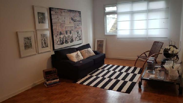 Apartamento para venda possui 100 metros quadrados com 2
