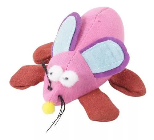 Brinquedo Gatos Pelúcia Ratinho Fujão (tr