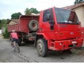Caçamba Ford Cargo Truck mod 2004 ano/ 90