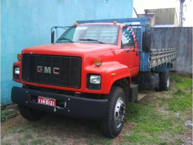 Caminhão GMC 12170 ANO 1998 Turbo intercooler