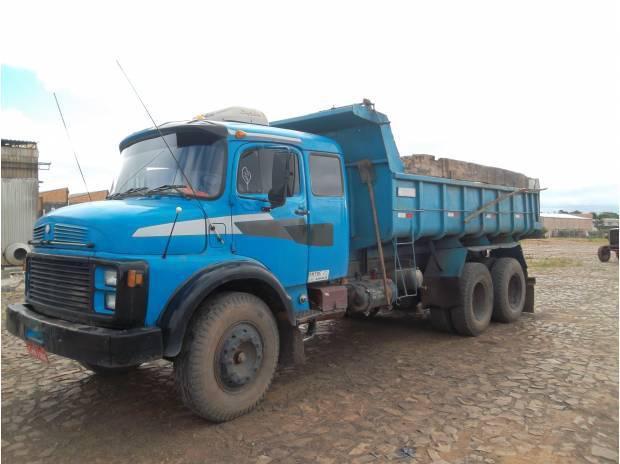 Caminhão MERCEDES BENZ 2219