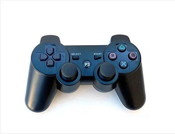 Controle Ps3 Sem Fio Doubleshock Playstation 3 Wireless