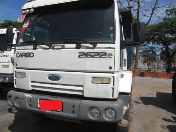 Ford cargo 2622 ano 2009 6x4