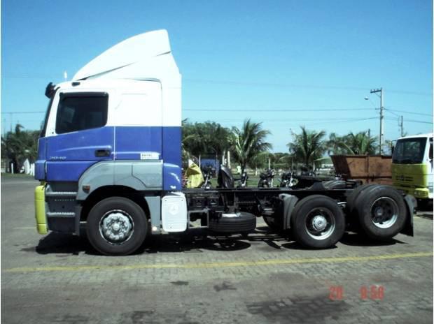 MB 2040 6X2 ÚNICO DONO ÓTIMO ESTADO DE CONSERVAÇÃO.