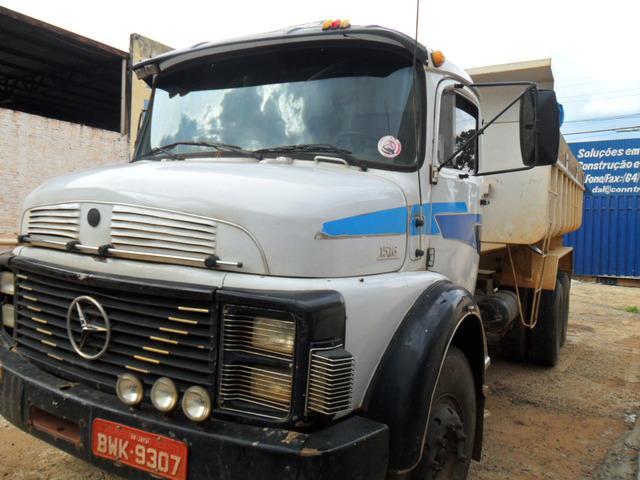 Mercedes 1316 truck basculante 2013 todo revisado