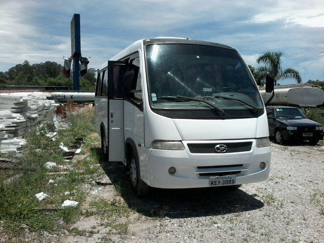 Micro Onibus V8 24 Lugares ANO 2002