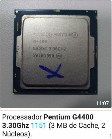 Processador 1156 e 1151 e 1155