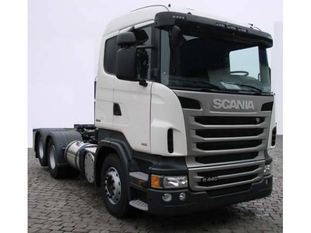 SCANIA R440 6X2 2012 / 2012 Opticruise Completo