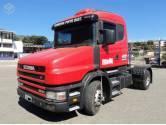 Scania 124 420 4x2 unico dono raridade (31)8754-7428