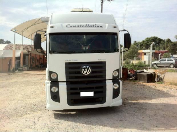 VW Constellation 19.370 4x2 ANO 2010 filezão