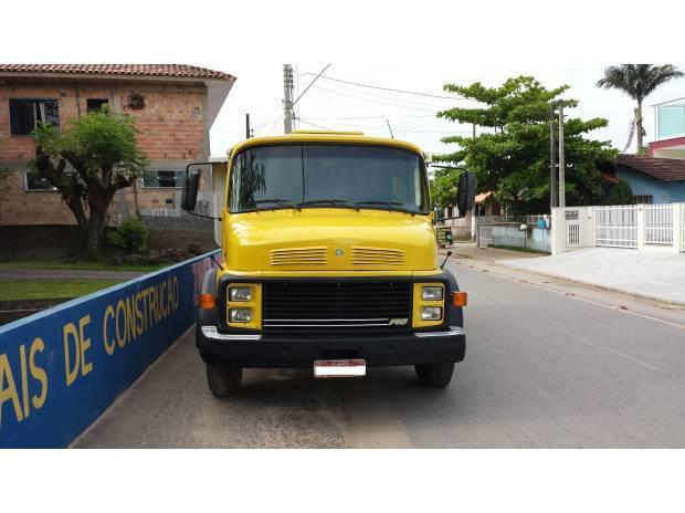 Vendo Caminhão MB 1113 Caçamba