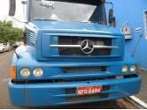 mercedes 1620 truck azul todo original unico dono completo