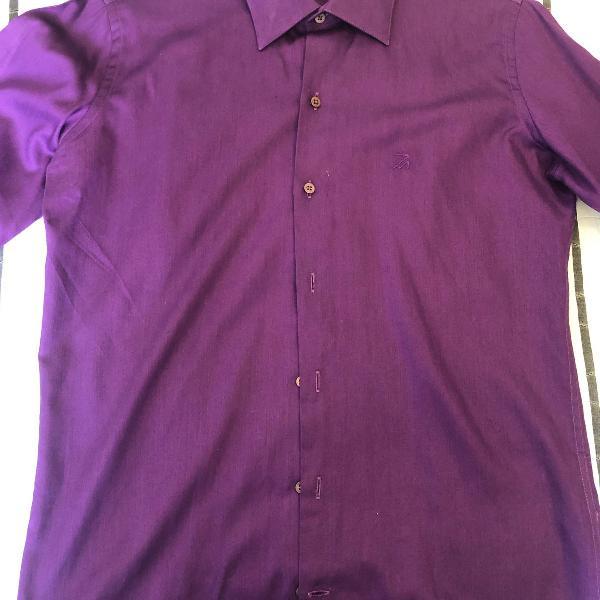 vendo camisa manga longa ricardo almeida
