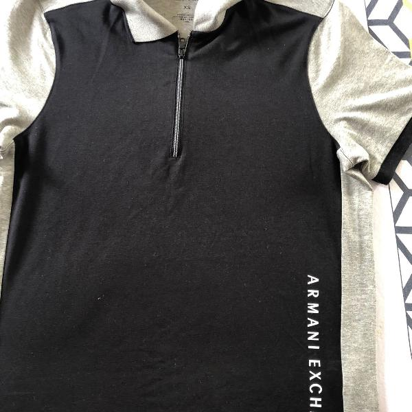 vendo camisa polo armani exchange