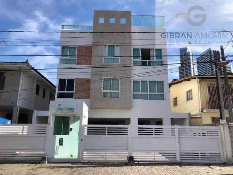 Apartamento com 3 quartos sendo 1 suíte em Cabo Branco