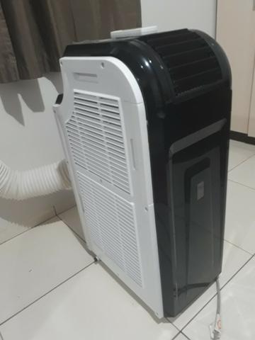 Ar condicionado portátil Mitsuo 12000 btus quente e frio