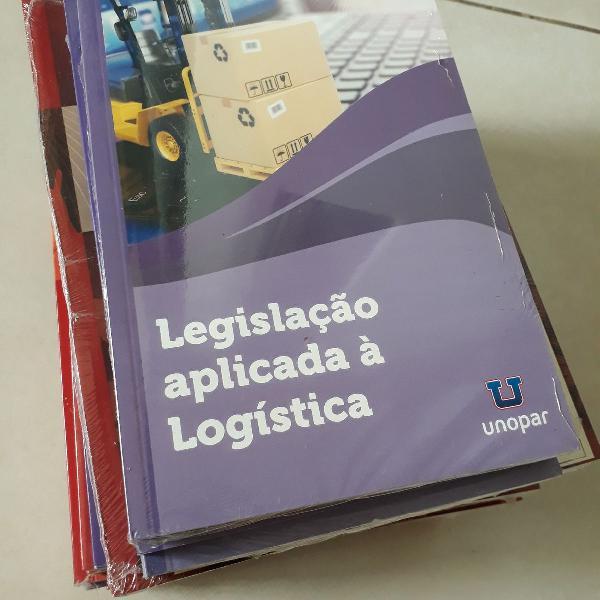 Coleção de Livros de Logística