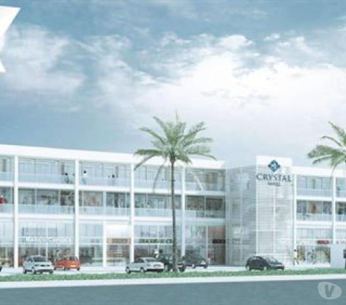Crystal Mall, Barra da Tijuca - Pronto