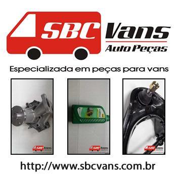 SBC Vans - Auto Peças para Vans - Peças para todo tipo de