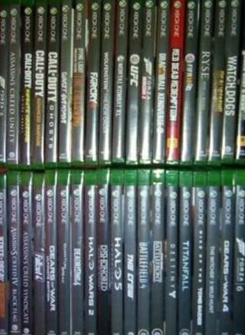 Troque seu Xbox 360 por jogos de Xbox One