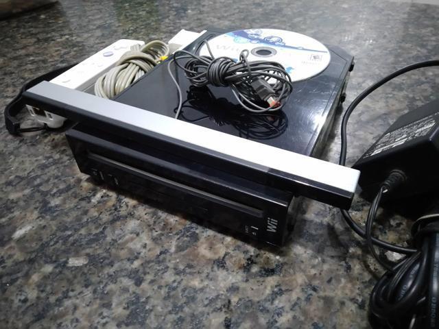 Wii desbloqueado + 1219 jogos retrô